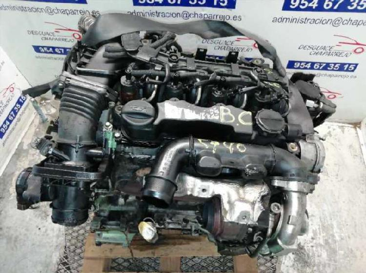 Motor completo ford focus c-max año 2007