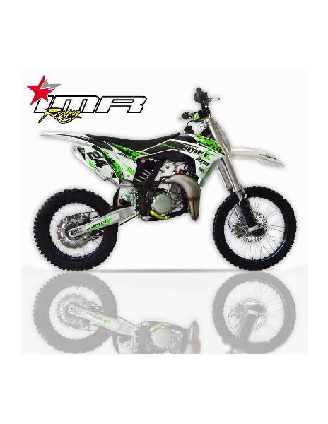 Pit bike imr mx85 2t verde
