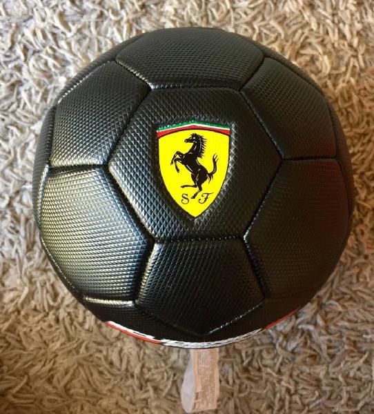 Pelota fútbol niños ferrari licencia oficial t.3