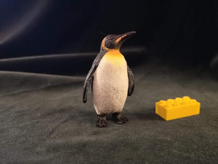 Pingüino de schleich