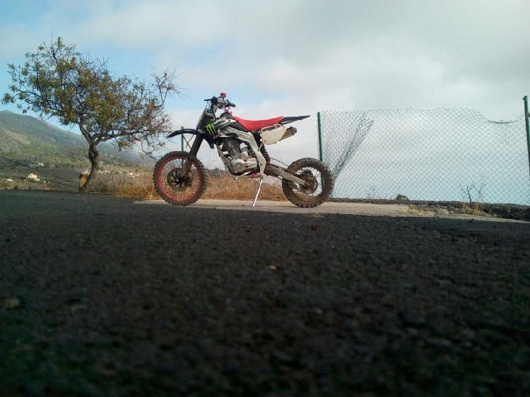 Pit bike 250 cc