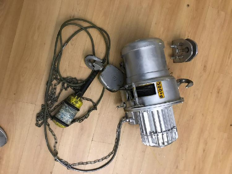 Polipasto eléctrico