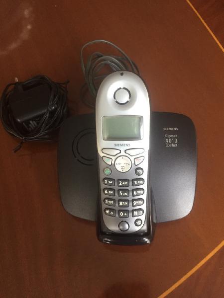 Teléfono imnalambrico.