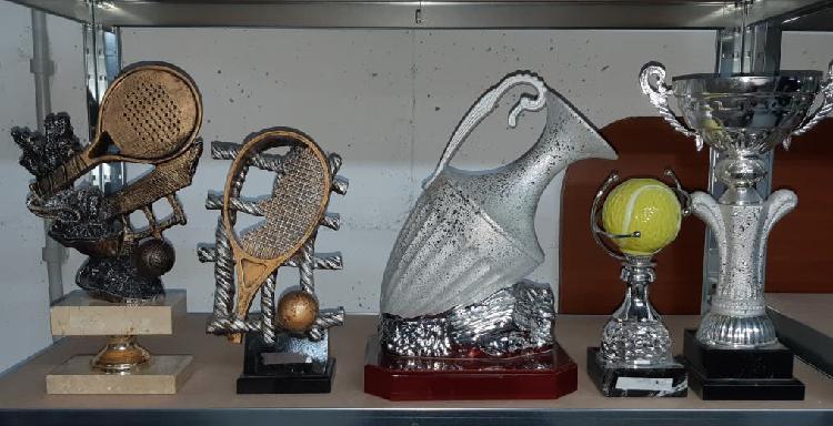 Trofeos para deportes varios