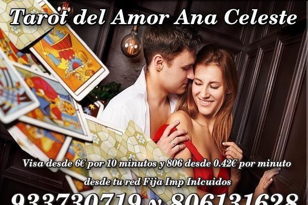 Visa 933 730 719, 10 minutos por 6. tarot ana celeste