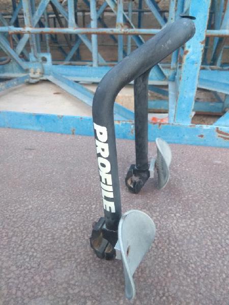 Extensible manillar triatlón clásico