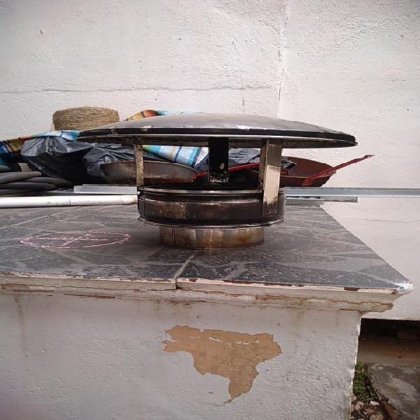 Para pellet o estufa leña