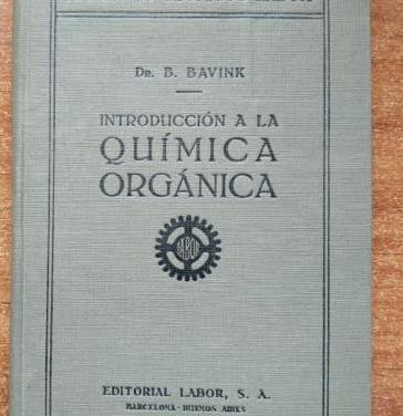 1927 introducción química organica