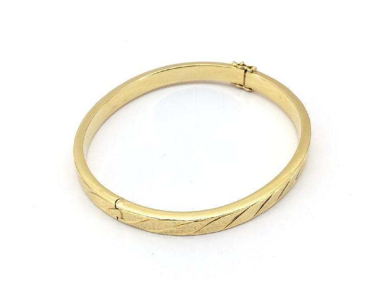 20 % pulsera oro primera ley (oro 18k)