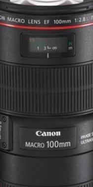 Canon ef 100 mm f2.8 l is usm macro