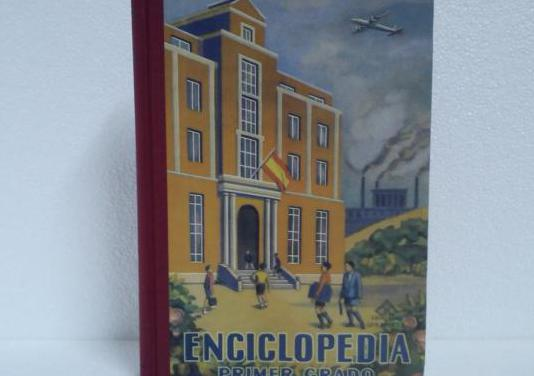 Colegio - enciclopedia primer grado