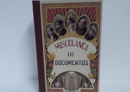 Colegio - miscelanea de documentos