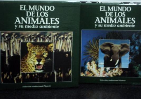 Colección el mundo de los animales