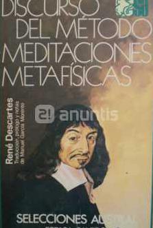 Discurso del metodo meditaciones metafisicas