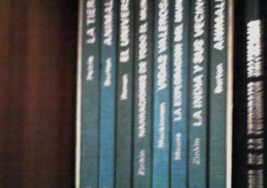 Enciclopedia juvenil de oxford
