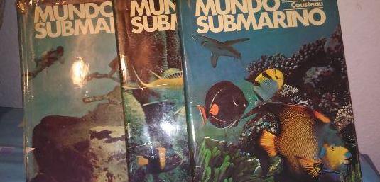 Enciclopedia mundo submarino