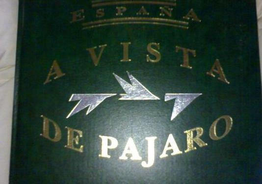 Enciclopedia españa a vista de pajaro