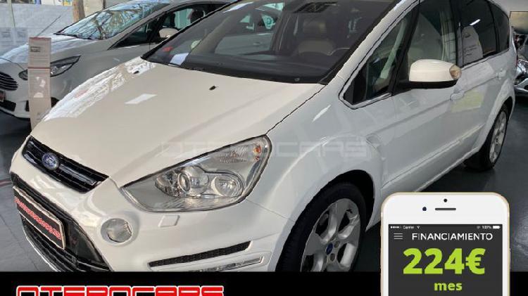 Ford s-max 2.0tdci titanium 140