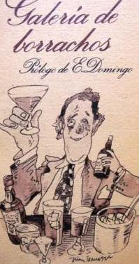 Galería de borrachos, eduardo chamorro