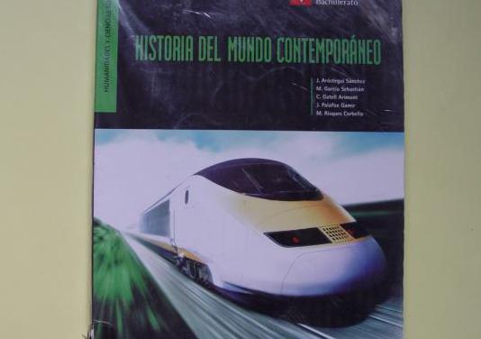 Hª mundo contemporáneo: 1º bach