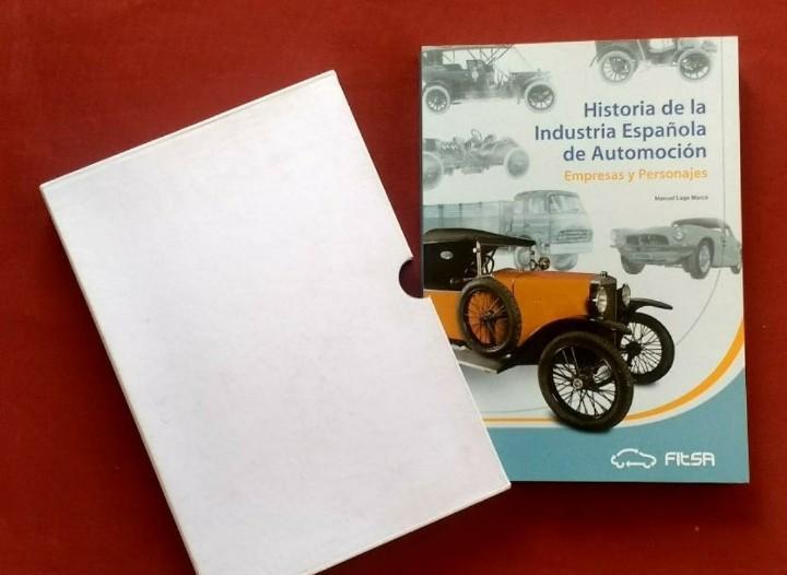 Historia de la industria española de automoción. empresas