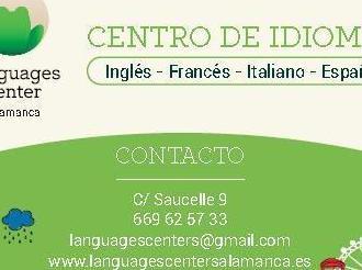 Inglés infantil en salamanca
