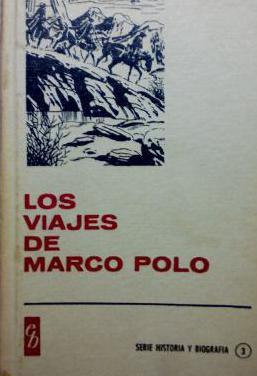 Libro los viajes de marco polo editorial bruguera