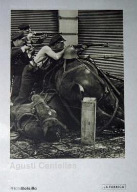 Libro foto. agustí centelles. photobolsillo
