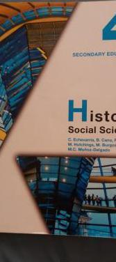 Libro history 4° eso. anaya english.