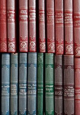 Libros antiguos crisol - aguilar