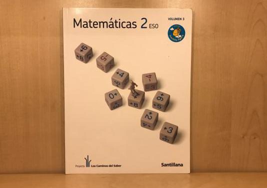 Matemáticas 2 eso, libros [3]