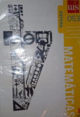 Matematicas 4º isbn. -9788467527209