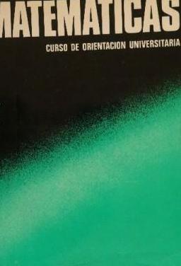 Matemáticas cou.editorial bruño.1972