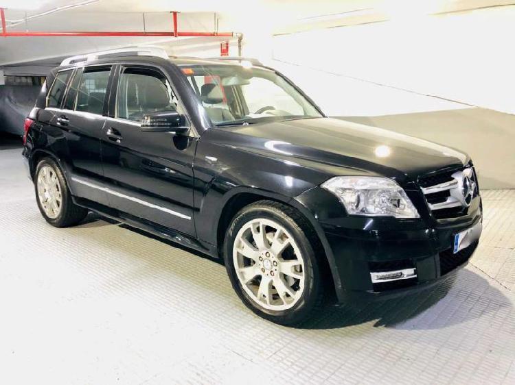 Mercedes-benz clase glk 2012 diesel 170cv