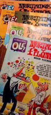 Mortadelo y filemon cómics