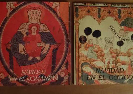 Navidad en el gótico y en el románico