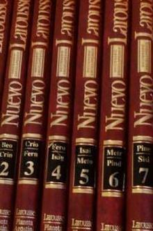 Nuevo diccionario enciclopédico larousse