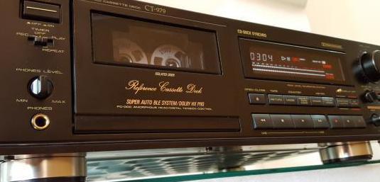 Thakker CT-959 belt kit compatible with Pioneer CT-959 Belt Kit Tape Deck