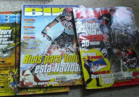 Revistas solo bici y bike a fondo