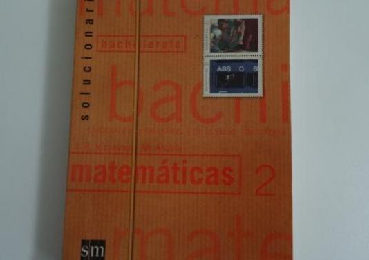 Solucionario matematicas 2 .sm.1997
