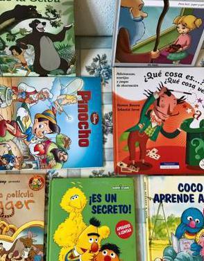 cuentos y libros infantiles