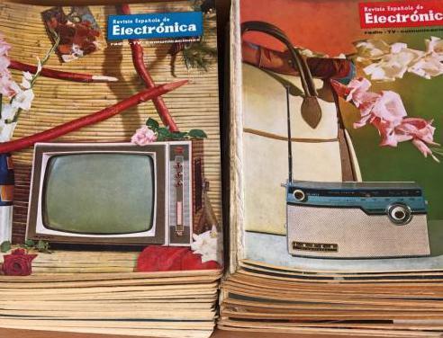 Revistas española de electronica