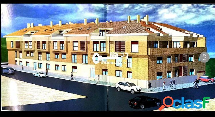 Duplex con terraza en alameda de la sagra