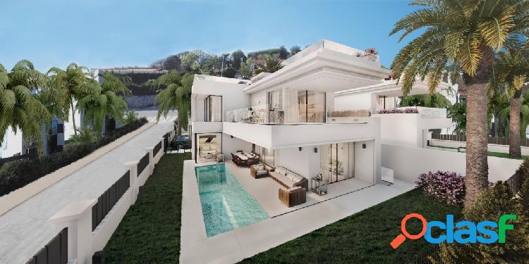 Villas de lujo en marbella - puerto banús