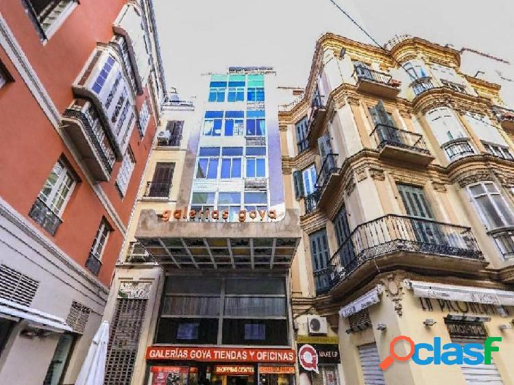 Oportunidad bancaria - oficina 101m2 en plaza uncibay - málaga centro