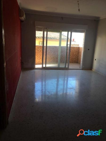Oportunidad bancaria piso de 3 dormitorios en zona centro de alhaurin de la torre