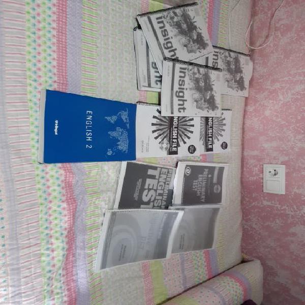 B1 inglés libros