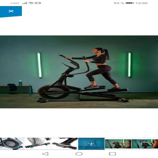 Bicicleta elíptica e energí domyos gym