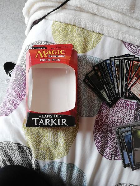 Cartas magic pack