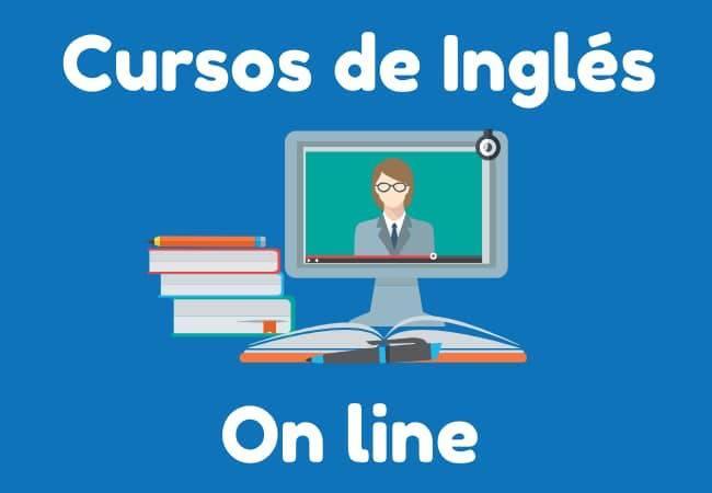Clase de inglés en línea